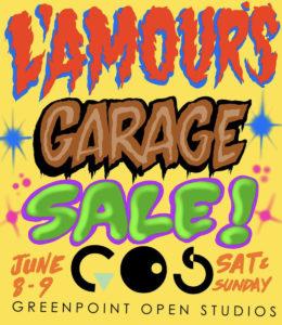 Lamour's Garage Sale